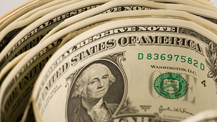 Китай за один месяц вывел из экономики США 7,7 млрд долларов