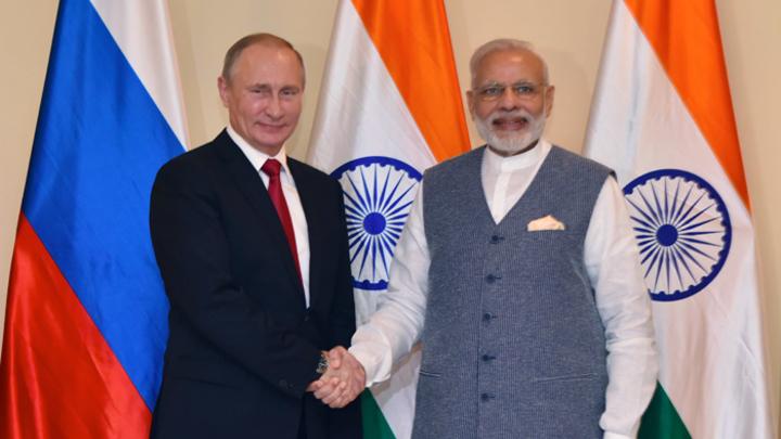 Путин развернул Индию против США