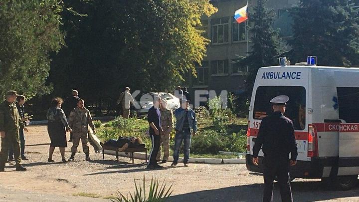 Аксенов объявил в Крыму трехдневный траур по жертвам трагедии в Керчи