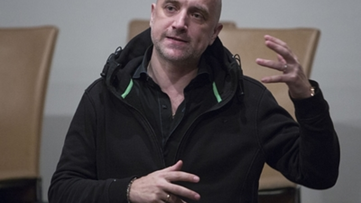 Прилепин мечтает сменить вешалки: Писатель озвучил планы на МХАТ имени Горького