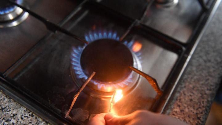 Из-за аномальных морозов жители Омской области лишились газа