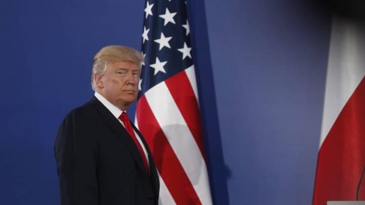 Военные США обеспечивают сильную и демократическую Европу - Трамп