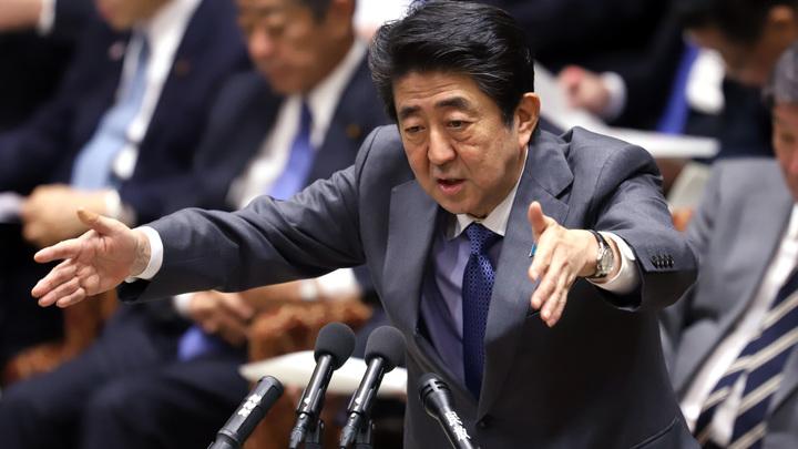 Абэ перепробовал всё и отказался от обвинений в адрес России