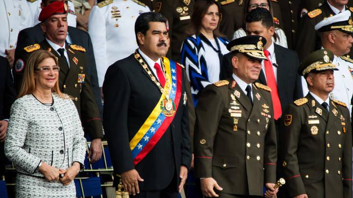 План для Венесуэлы похож на то, что сделали с Ливией: Мадуро заявил, что страну пытаются уничтожить под видом доставки гумпомощи