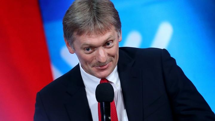 Песков резко ответил на украинские высказывания НАТО