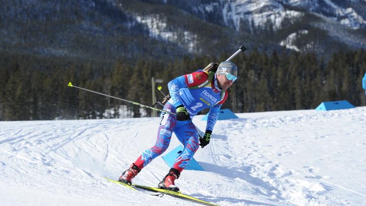 Мы рассчитывали на него: российский биатлонист не вышел на старт гонки преследования в Солт-Лейк-Сити