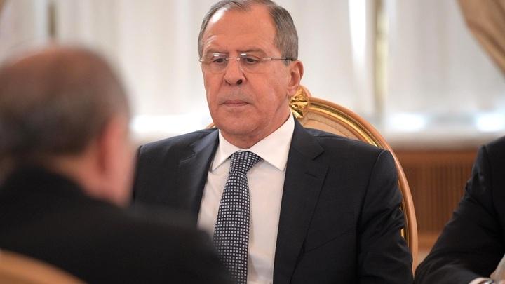 Лавров: Нужно посмотреть на гуманитарные последствия санкций против Сирии