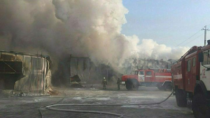 В Москве горит консерватория имени Чайковского - источник