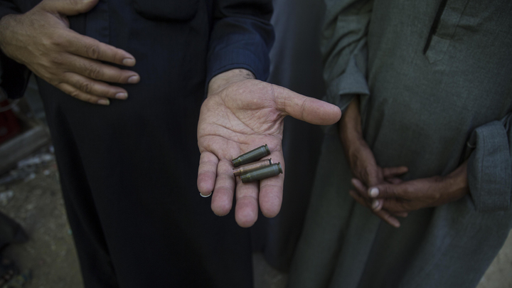 Нападавший на мечети в Новой Зеландии транслировал расстрел людей онлайн