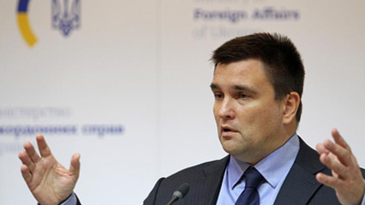 Климкин нашел пару Сенцову  - жертву российского правосудия и призвал Запад давить на РФ