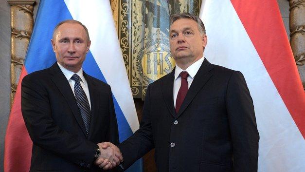 «Я себе не враг, потому я здесь»: Премьер Венгрии посетил Москву и встретился с Путиным