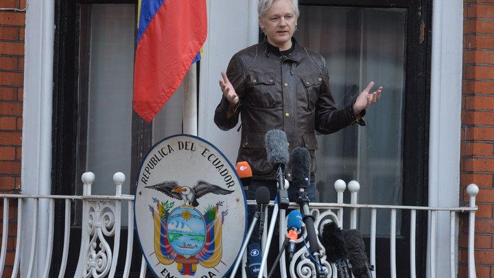 Надеемся, что права Ассанжа будут соблюдены: Кремль об аресте основателя WikiLeaks