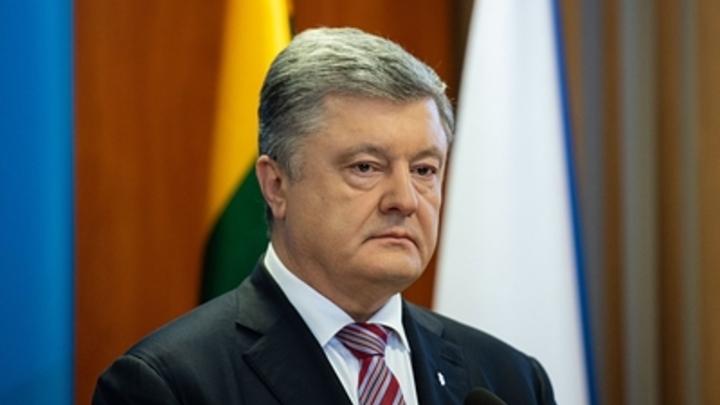 Порошенко отвёл на выборы в Донбассе год