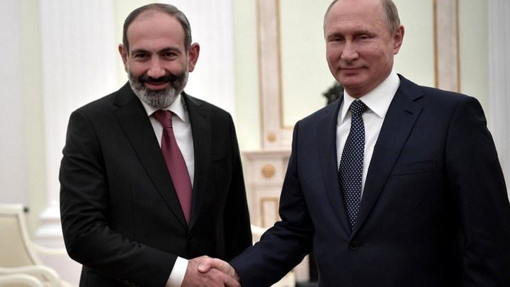 «Просто смешно»: Пашинян опроверг слухи об ухудшении армяно-российских отношений