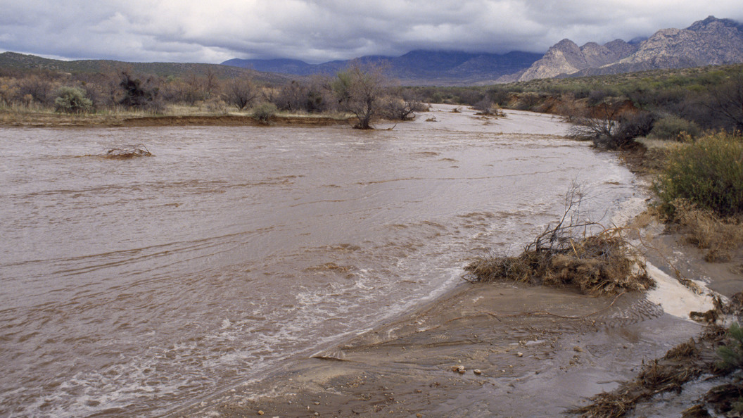 Наводнение в Аризоне: погибли девять человек