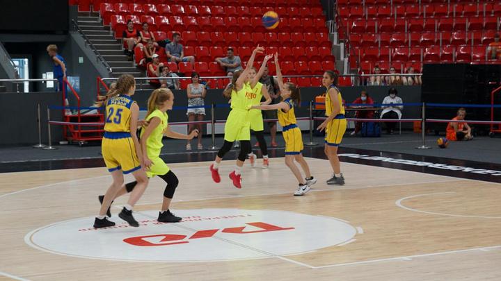 В Краснодаре прошёл финал Всекубанского турнира по уличному баскетболу