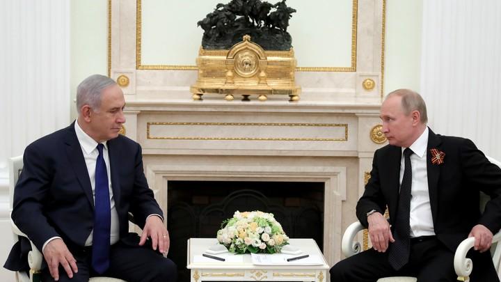 Нетаньяху попробует «подкараулить» Путина в Париже