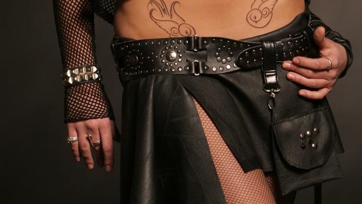 В Саудовской Аравии девушку арестовали за мини-юбку