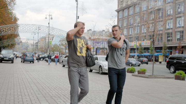 Киевские власти уличили в краже моста у швейцарцев