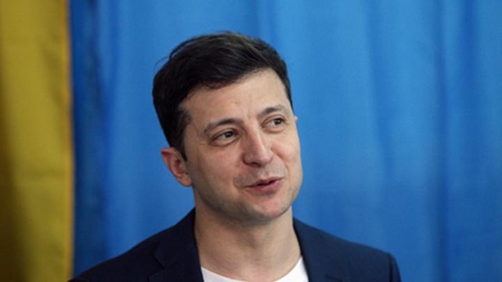 Украинский политик посоветовал Зеленскому быть ласковым телёнком для России и США