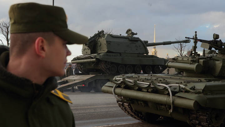 Ирак купит у России танки на 1 млрд долларов