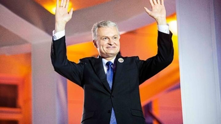 Новый президент Литвы напомнил о России и заговорил о предательстве