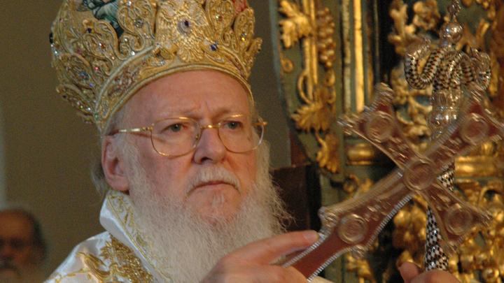 Архиепископ Афинский участвовал в совместной молитве с главой ПЦУ Епифанием