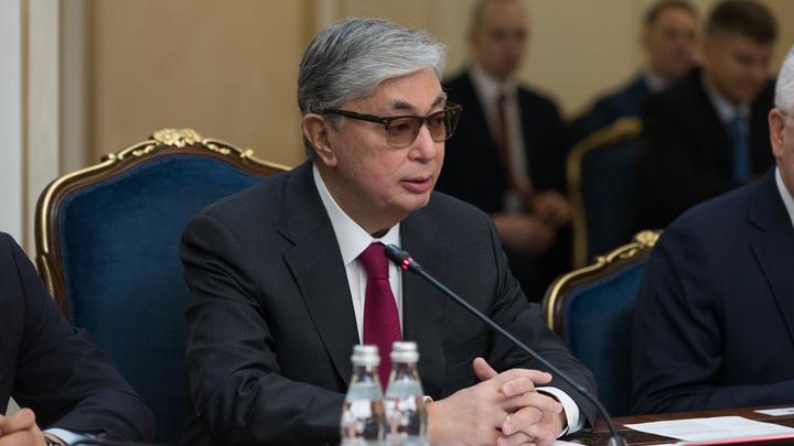 Токаев принёс присягу перед народом Казахстана и вступил в должность президента