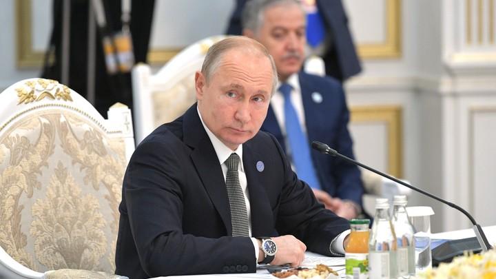 Спокойненько разберемся, кто и что должен сделать: Путин о призывах к России соблюдать Минские соглашения