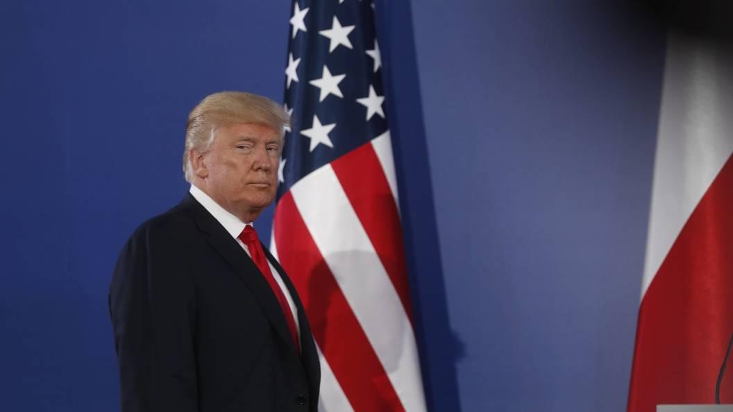 Трамп обвинил Асада в ужасных преступлениях