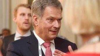 Президент Финляндии напомнил о манерах корреспонденту CNN