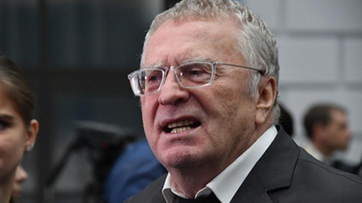 Нужно было оккупировать всю Грузию: Жириновский призвал отвечать так, чтобы никто после не посмел унизить Россию