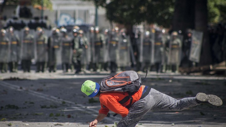 Оппозиция в Венесуэле идет на провокации сознательно