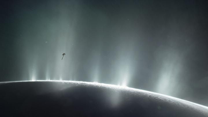 Ученые впервые показали, как выглядит рассвет на Сатурне