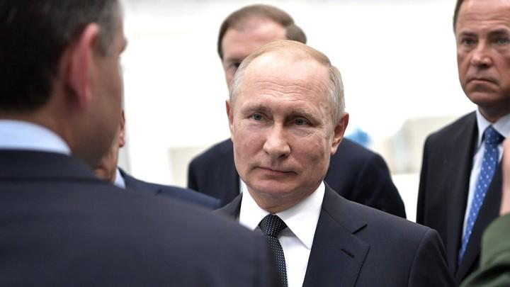 Россия вынуждена защищаться: Путин зеркально уколол США на встрече с главой Финляндии