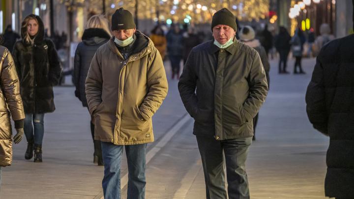 Мягкий, скандинавский тип погоды: Синоптик порадовал погодой в новогоднюю ночь в Москве