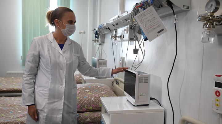 В стационарах Санкт-Петербурга освободилось 25% инфекционных коек для больных Covid