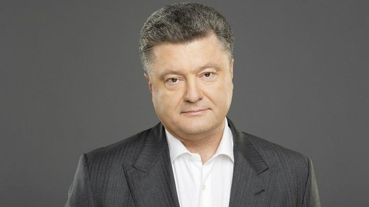 В 18-минутной речи на военном параде Порошенко упомянул Россию 14 раз
