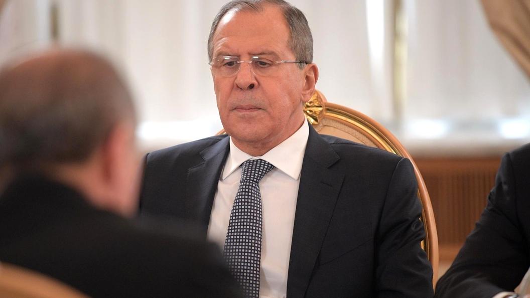 Тиллерсон рассказал Лаврову о новых санкциях