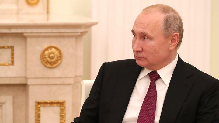 Названо время прямой линии с Путиным