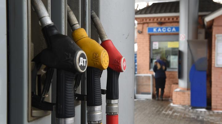 Автомобилисты о подорожании топлива: На нас сваливают трудности российской экономики
