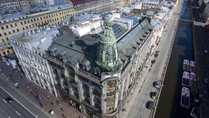Лучшим городом в Европе стал Санкт-Петербург