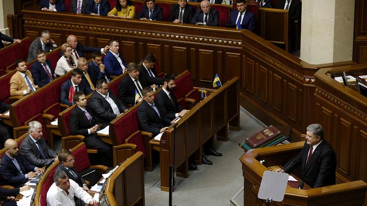 В Киеве сидят не шуты