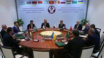 Соглашение по ПВО подписали главы правительств стран СНГ