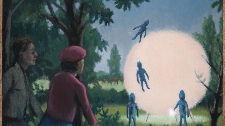 Уфологи: Пришельцы похищают нашу воду