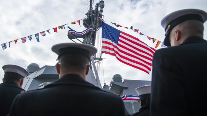 Уметь проигрывать русскому флоту: Американским военным дали новые установки