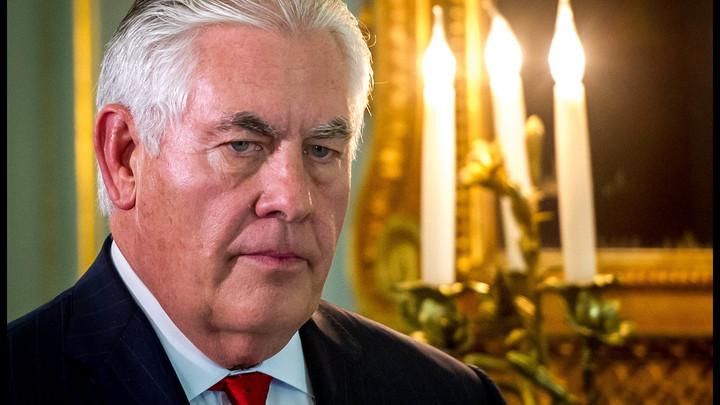 Тиллерсон уклонился от прямого ответа о сроках переноса посольства США в Израиле