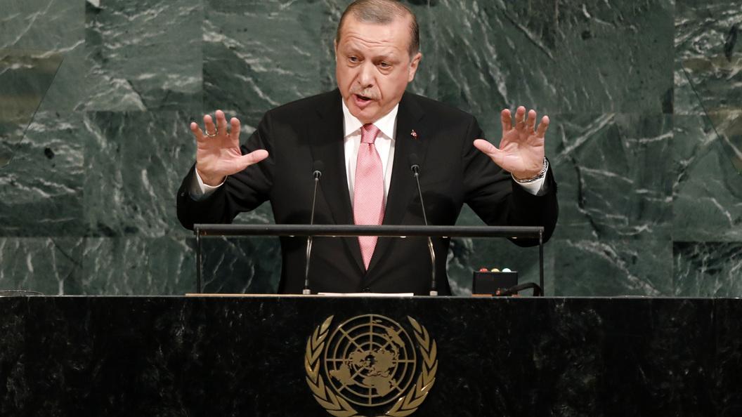 Эрдоган: Иерусалим - оккупированная столица Палестины