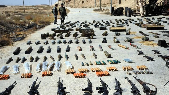 Американцы вывозят боевиков ИГ из Сирии - СМИ