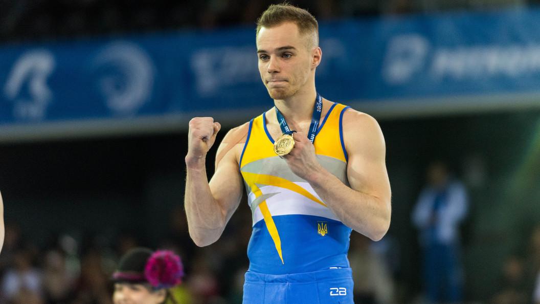 Украинский гимнаст получал угрозы после фото с русским спортсменом